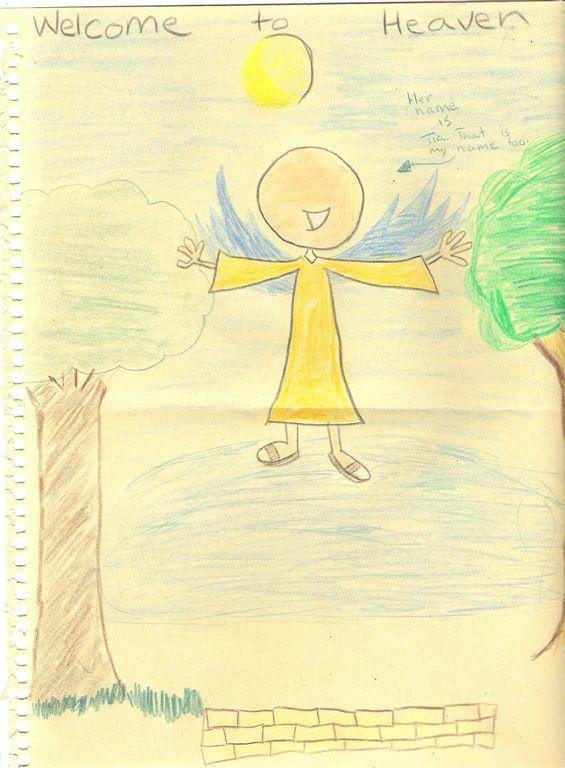 Acushla's Angels, April Meditation